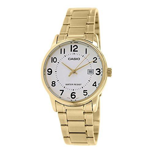 fe14e468cfbf ... CASIO LTP-V002G-7 - Reloj con movimiento cuarzo japonés