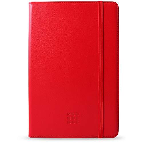 Moleskine MOUT10RE, Custodia universale per tablet da 9'-10', Rosso