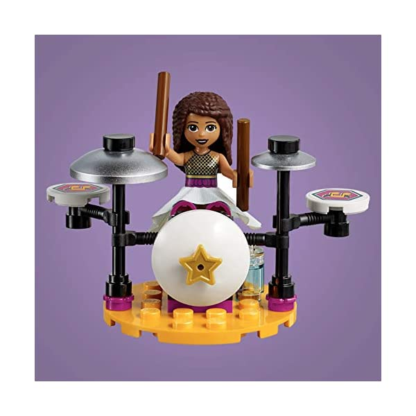 LEGO Friends - Il Talent Show di Andrea, 41368 5 spesavip