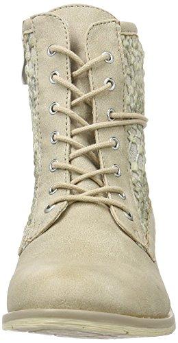 Marco Tozzi Damen 25101 Combat Boots Beige (DUNE COMB 435)