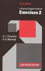 Practical English Grammar: Exercises: No. 2: Grammar Exercises to Accompany a Practical English Grammar