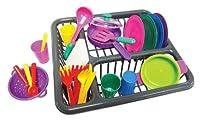 25 Piece Dish Washing Rack Set (Various Colours)