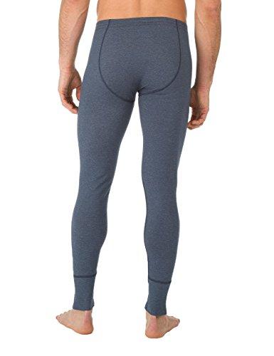 Calida Herren Thermounterwäsche-Unterteil Hose Motion Blau (jeans melé 709)