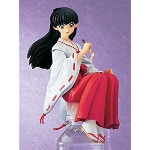 Lou Mick World Kaiyodo bottle on Figure Collection by BOME Vol.2 Inuyasha Kagome single item (japan import) by System