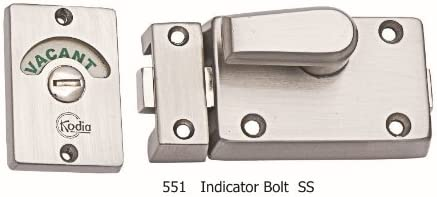 Kodia Indicator Bolt Engage Vacant Latch
