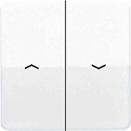 Preisvergleich Produktbild Jung CD 595 P WW Wippe alpinweiss ST550/CD500 f.Jalousieschalter