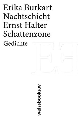 Nachtschicht / Schattenzone: Gedichte