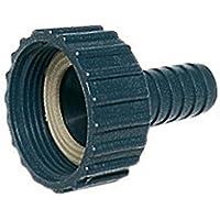 Osculati 50.187.02 - Portagomma diritto 25 mm (Hose connector straight 25mm)