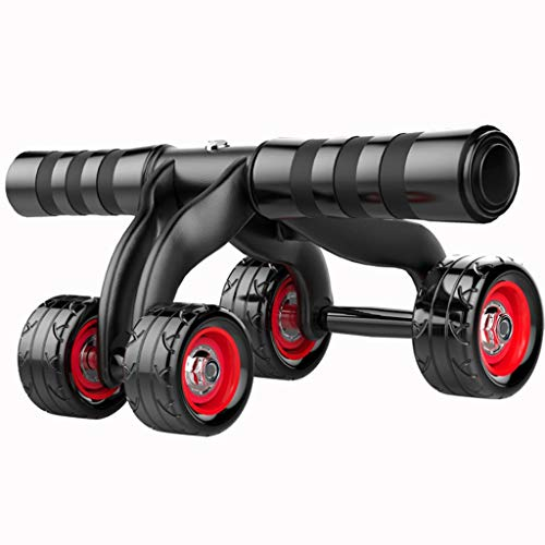 H.aetn Ab Roller Rad GK Ab Roller, Abdominal Roller, Ab Roller Rad-Muskeltrainer für Fitness/Home Fitness Workout-No No Noise-Double Wheels