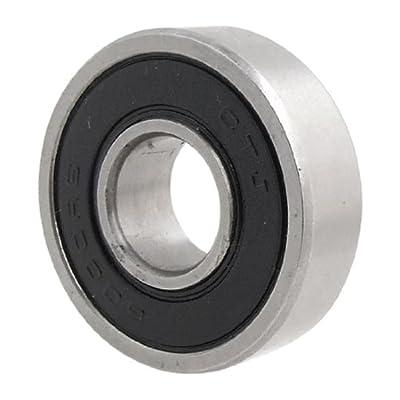 sourcingmap® 10mm 10mm x 26mm x 8mm Gummidichtung Rad Motor Kugellager de