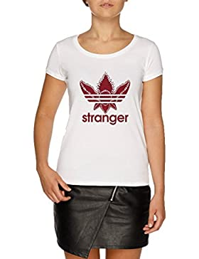 Jergley Stranger Camiseta Blanco Mujer | Women's White T-Shirt
