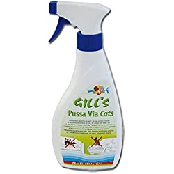 Gill's Spray Repelente para Gatos 300ml