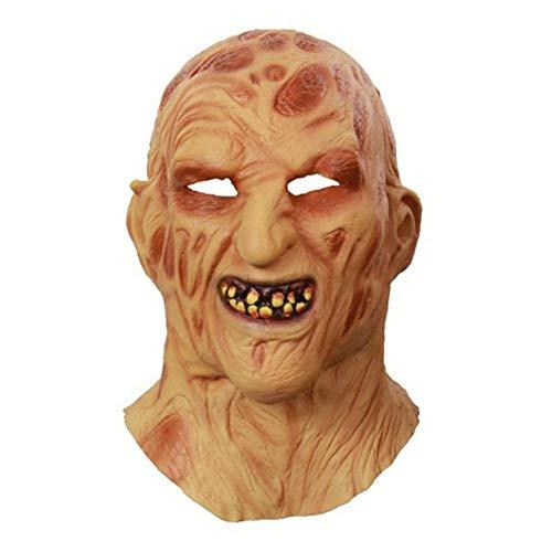 Kostüm Weibliche Scary - JIAENY Masken Halloween Maske Party Maske Adult Scary Horror Kostüm Kostüm Scary Maske Halloween Weihnachten.Halloween.