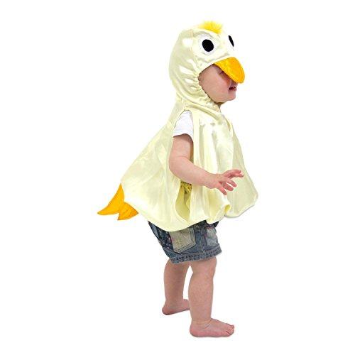 Ente Entlein Küken Kostüm für Babys und Kleinkinder 0-24 monate alt - Lucy - Ente Kleinkind Kostüm
