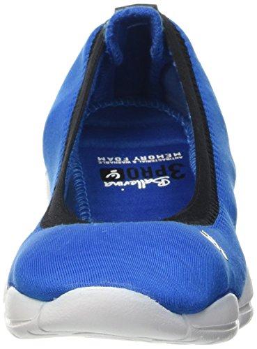 Freddy Damen 3proballerina Fitness-Schuhe, Blau Blu (Blu Navy)
