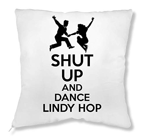 ShutUp Shut-Pillow-White-DBARG