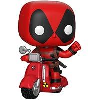 FunKo POP! RIDE MARVEL: Deadpool - Deadpool & Scooter
