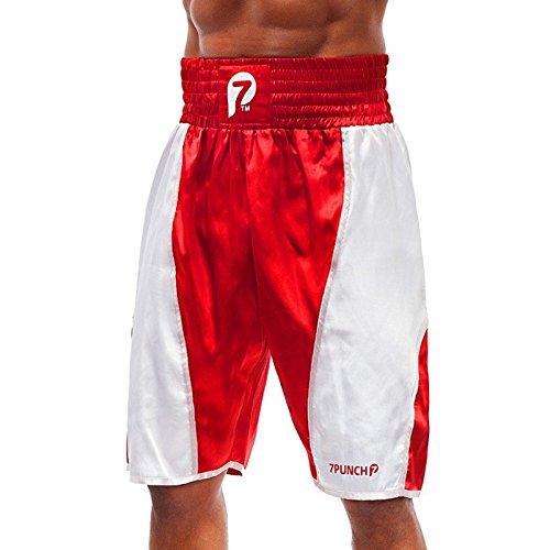 7Punch HighPro Boxhose Red