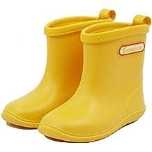 pretty nice b35be 51027 Amazon.it: Stivali da pioggia - Giallo