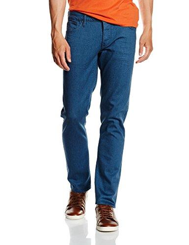 Mexx Herren Slim Jeanshose MX3022752 PANT, Gr. W32/L34, Blau (OMAR WASH D00141) Preisvergleich