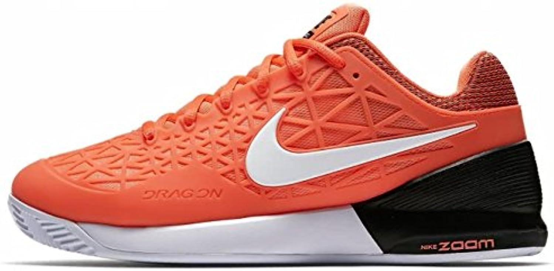 Nike – Zapatillas de tenis Zoom Cage 2 Clay Hombre, 5? US 9, naranja