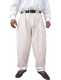 Il Padrino Moda Luxus Bundfalten Hose Creme