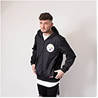 Majestic Athletic NFL Pittsburgh Steelers Racer Track Jacket X Large