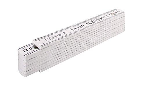 "Stabila Kunststoff-Gliedermaßstab Type 1004\"" 1m"