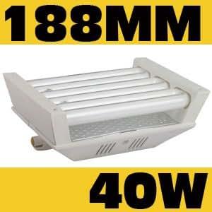 Ampoule 40 w r7s pour projecteur halogène 188 mm