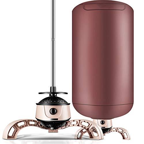 QHGao Der Tragbare Porenfreie Trockner, Der Schnelle Lufttrockner Für Den Innenbereich Und Der Wäscheständer Verbessern Die Leistung des Wäscheständers Durch Aufrechterhaltung Der Wärme