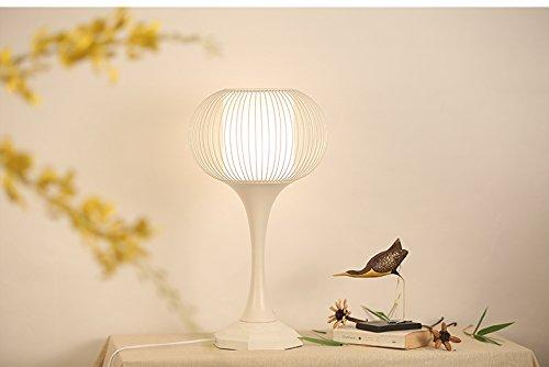 WCS Lampe De Table Lampe De Chevet Moderne Chambre Minimaliste Salon Étude Mode Rétro Chinoise Petite Lampe De Table Créative