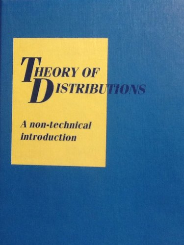 Theory of Distributions: a non-technical introduction
