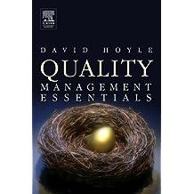 Quality Management Essentials