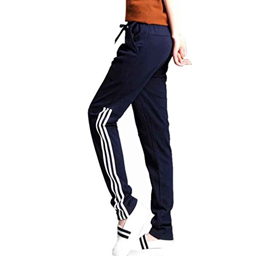 Bling Stars - Pantalon de sport - Femme Bleu