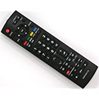 Replacement Remote Control for Panasonic EUR7651110 TV Remote Control