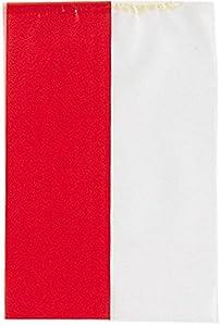 Verbetena - Bandera plástico Cantabria 20x30 cm, bolsa 5x10 metros (011200078)