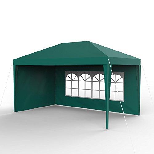 Sekey 3x4m Garten Wasserdicht Pavillon/Gartenpavillon/Verstellbare/Gartenzelt Beine, für...