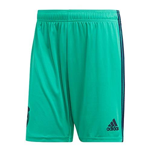 adidas Herren Real Madrid Ausweichshorts Shorts, Corgrn, L