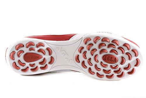 AGLA , Chaussures pour homme spécial foot en salle White/Red