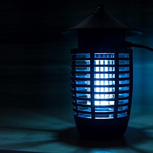 Zoom IMG-2 kwmobile lampada elettrica zanzare mosche