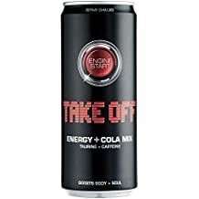 Take Off Energy Drink und Cola Menge:330ml