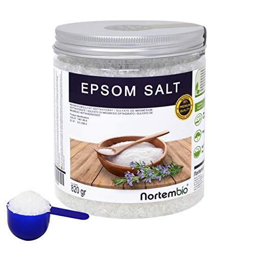 Sal de Epsom NortemBio 820g