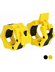 """DTX Fitness 2"""" Quick Release Olympic Jaw Collars"""