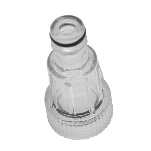 MagiDeal Wasserfilter | für Hochdruckreiniger, Gartenpumpe, Gartenbewässerung, Haushalt | G 3/4 Zoll Anschluss