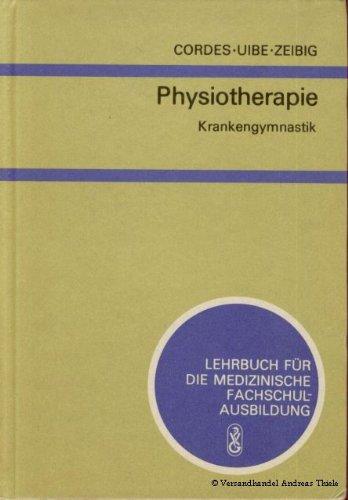 Physiotherapie. Krankengymnastik.