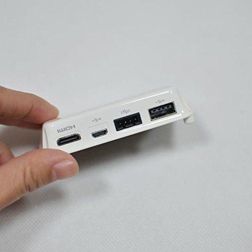 ALIKEEY Kamera Zubehör für DJI Phantom4 Phantom3 Fernbedienung HDMI-Ausgangsmodul Drohne Video FPV