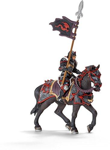 Schleich 70102 - Drachenritter zu Pferd mit Lanze