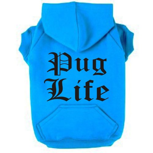 pug-life-small-neon-heather-blue-dog-zip-up-hoodie-pearlescent-black-print