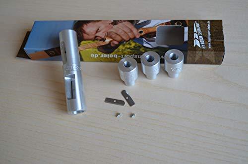 by Beier Germany German Alu Taper Tool mit 3 Hülsen -