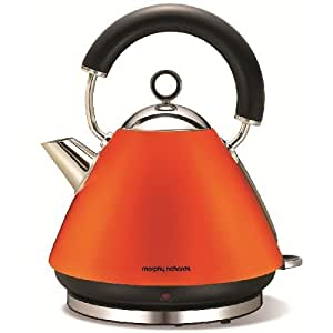 Morphy Richards 43828 Accents Pyramid Kettle Amazon Co Uk